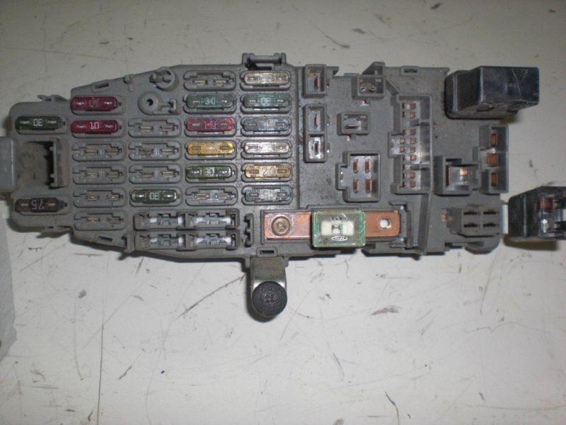 Acura Integra Radio Wiring Diagram