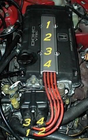 gsr ignition timing trouble  HondaTech  Honda Forum