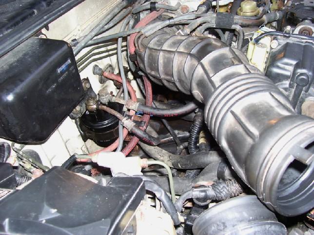 Gen2 Integra Leaking Power Steering From Rusted Metal Line