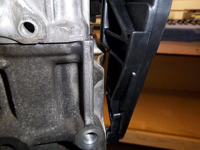Timing Belt Cover For A B20 Vtec.