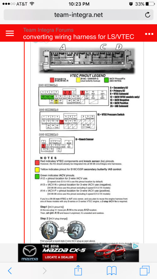 small resolution of how vtec wire wiring diagrams scematic obd2 wiring harness honda vtec wiring