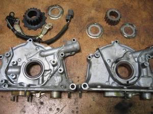 Crankshaft woodruff key question!  HondaTech  Honda