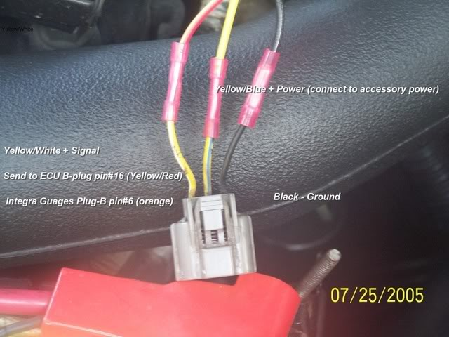 93 acura integra wire diagram lights