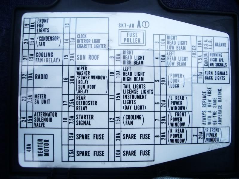 Camry Cigarette Lighter Wiring Diagram 91 Integra Fuse Box Honda Tech Honda Forum Discussion