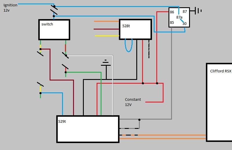 Switch Wiring Diagram Moreover Door Lock Relay Wiring Diagram