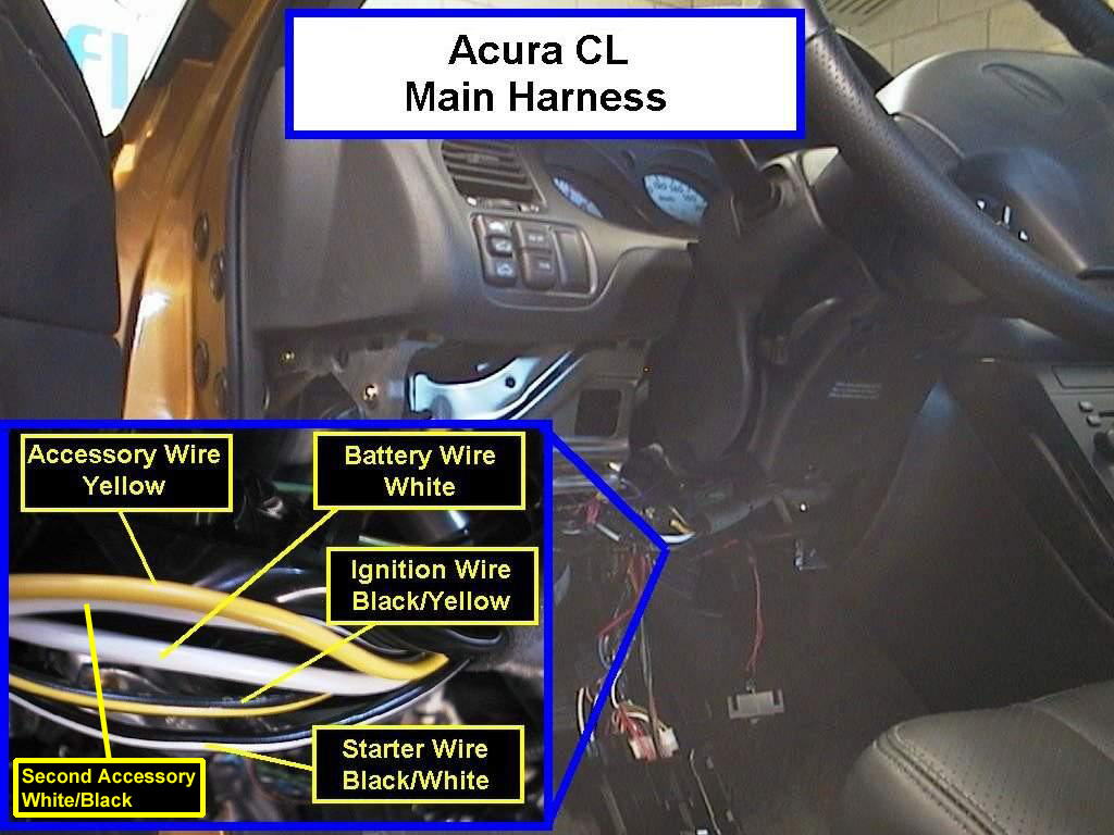 Honda Civic Wiring Diagram Honda Acura Wire Colors With Pictures Honda Tech Honda