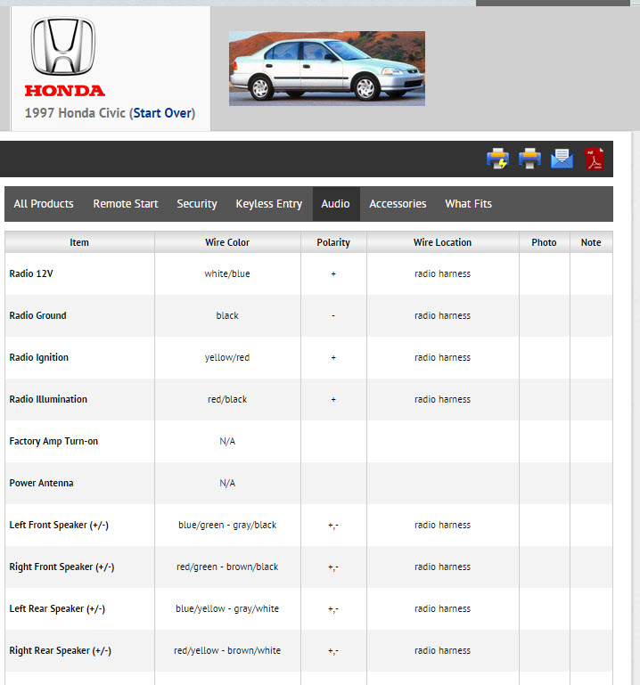 DIAGRAM] Honda Passport Radio Wiring Diagram FULL Version HD Quality Wiring  Diagram - MOTOGPONE.DELI-MULTISERVICES.FR