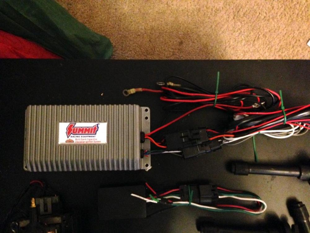 medium resolution of pro comp distributor wiring diagram