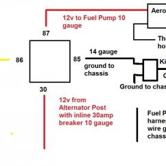 1988 Honda Accord Fuel Pump Wiring Diagram 2001 Land Rover Discovery Radio Sending Unit Blk/white Wire Fried! Need Help Asap :) - Honda-tech Forum Discussion