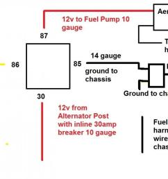 honda fuel pump diagram wiring diagram centre 1990 honda fuel pump wiring diagram [ 1200 x 721 Pixel ]