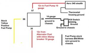 Fuel Pump Wiring Double Checking having issue  HondaTech