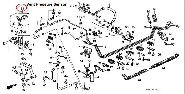 04 Honda Accord Starter Location. Honda. Wiring Diagram Images