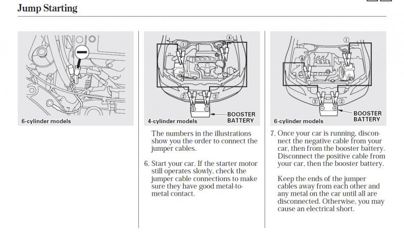 2003 Honda Crv Engine Diagram Is This A Safe Way To Jump Start Battery Honda Tech