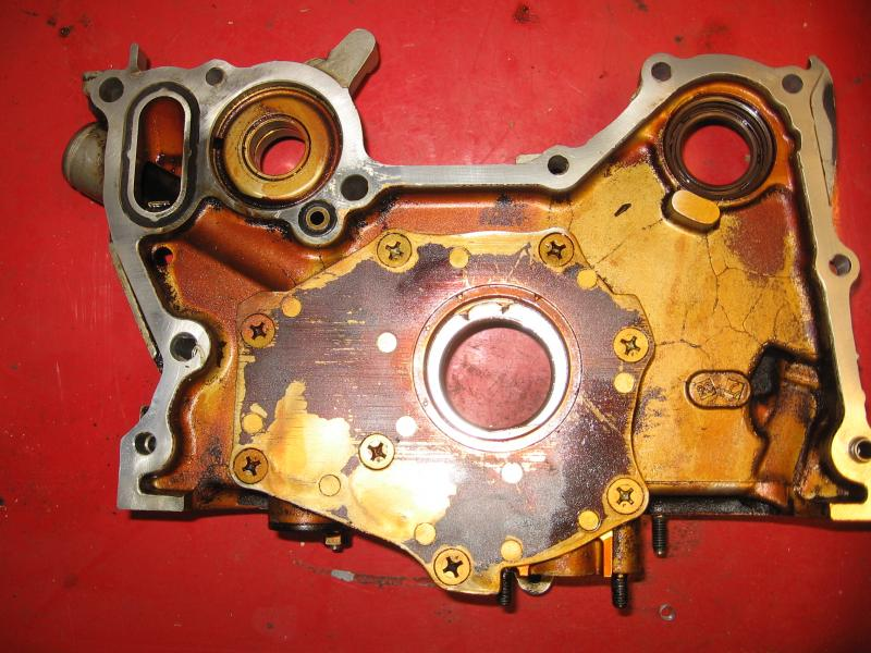 Fuel Filter On 1990 Honda Accord Oil Pump Gasket Honda Tech Honda Forum Discussion