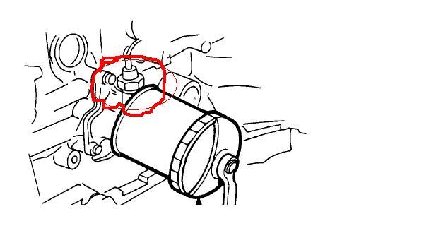 oil pressure sensor diagram