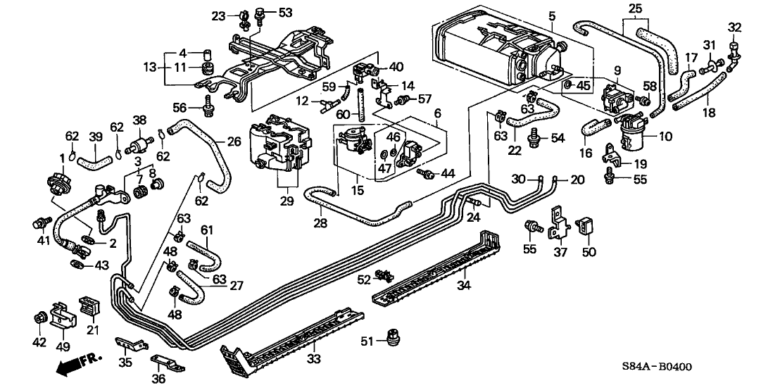 01 Honda Accord Wiring Diagram 2 3