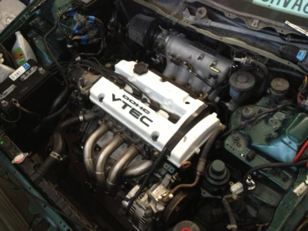 Skunk 2 Pro Series Intake Manifold In 95 Accord With