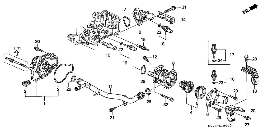 2005 Honda Odyssey Fuse Box Alarm. Honda. Auto Wiring Diagram