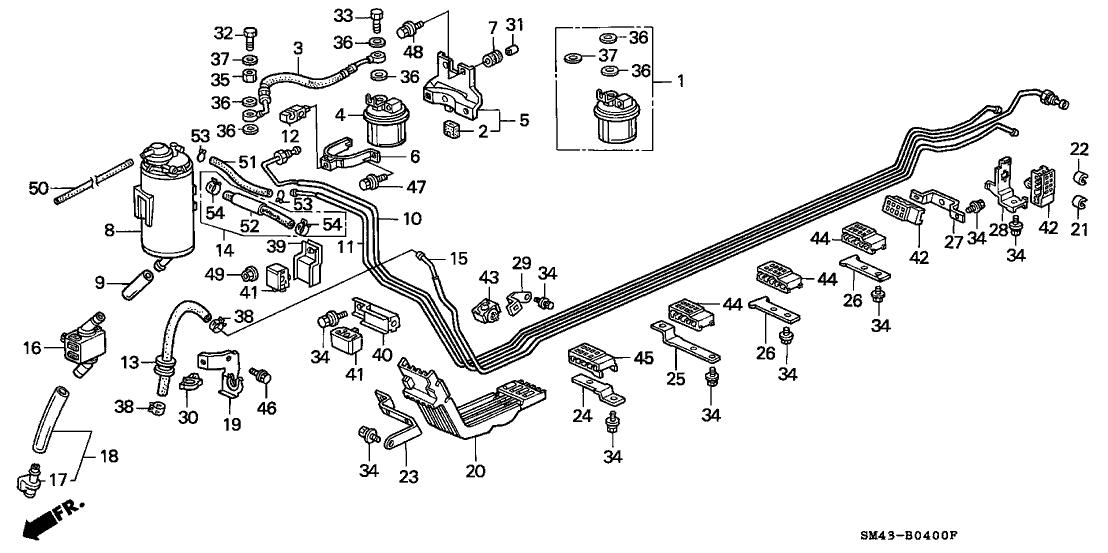 1990 Acura Integra Vacuum Line Diagram Acura Integra
