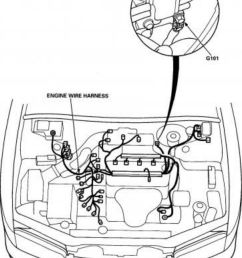 2006 honda civic ex engine diagram [ 852 x 1350 Pixel ]