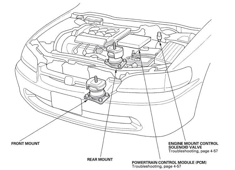 2011 Honda Accord Engine Diagram