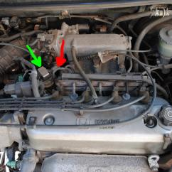 2000 Honda Civic Vacuum Diagram Dell Dimension 2400 Motherboard 97 Dodge Ram 1500 5 2l Engine 2006