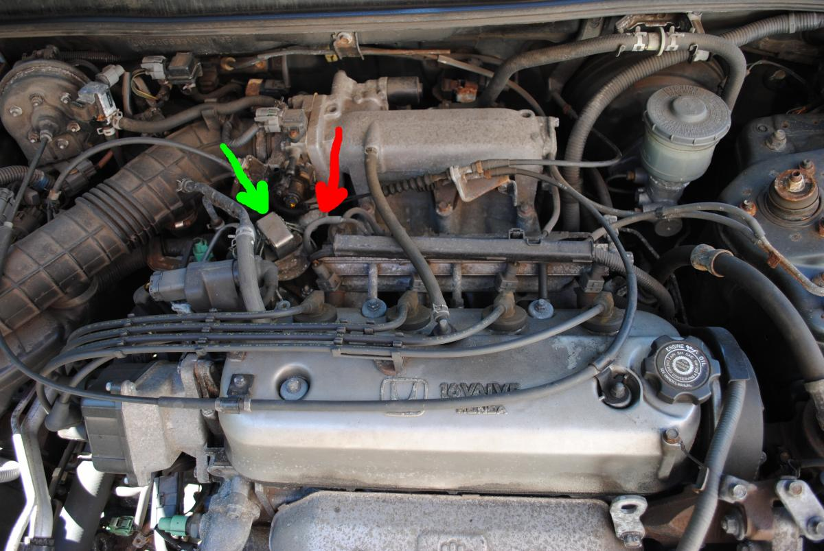 hight resolution of 97 accord lx clean egr problem
