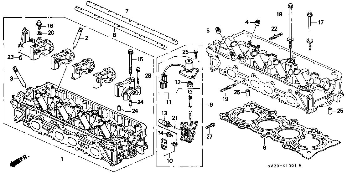 97 honda accord wiring diagram