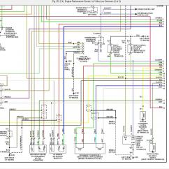 1994 Honda Accord Wiring Diagram 3 Phase Electric Motor 2000 Electrical Free Engine