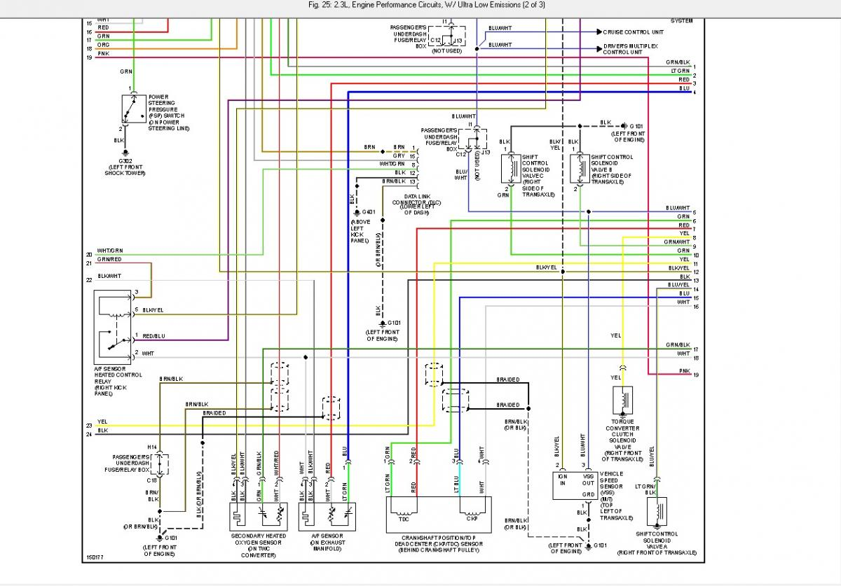 honda crv ecu wiring diagram iphone 4 internal parts need a/f sensor from - honda-tech forum discussion