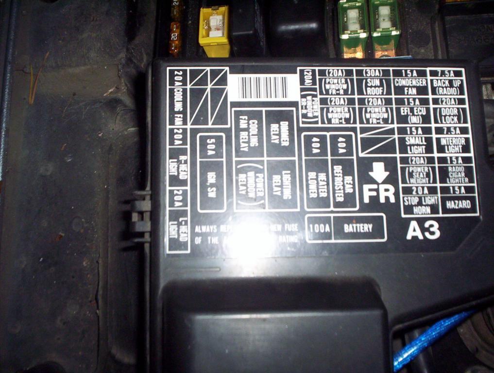 cigarette lighter fuse wiring diagram 2004 jeep grand cherokee engine 94 accord ex misc. wire unplugged??? - honda-tech honda forum discussion