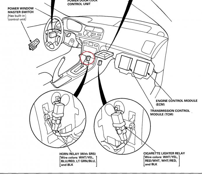 Service manual [How To Find The Horne On A 2007 Jeep