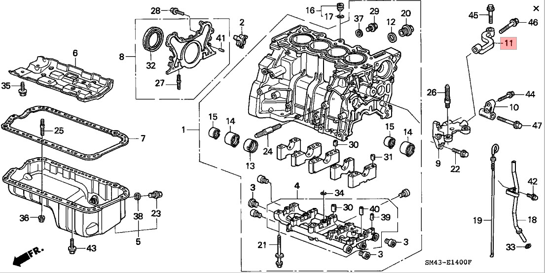 94 Honda Accord Engine Diagram, 94, Get Free Image About
