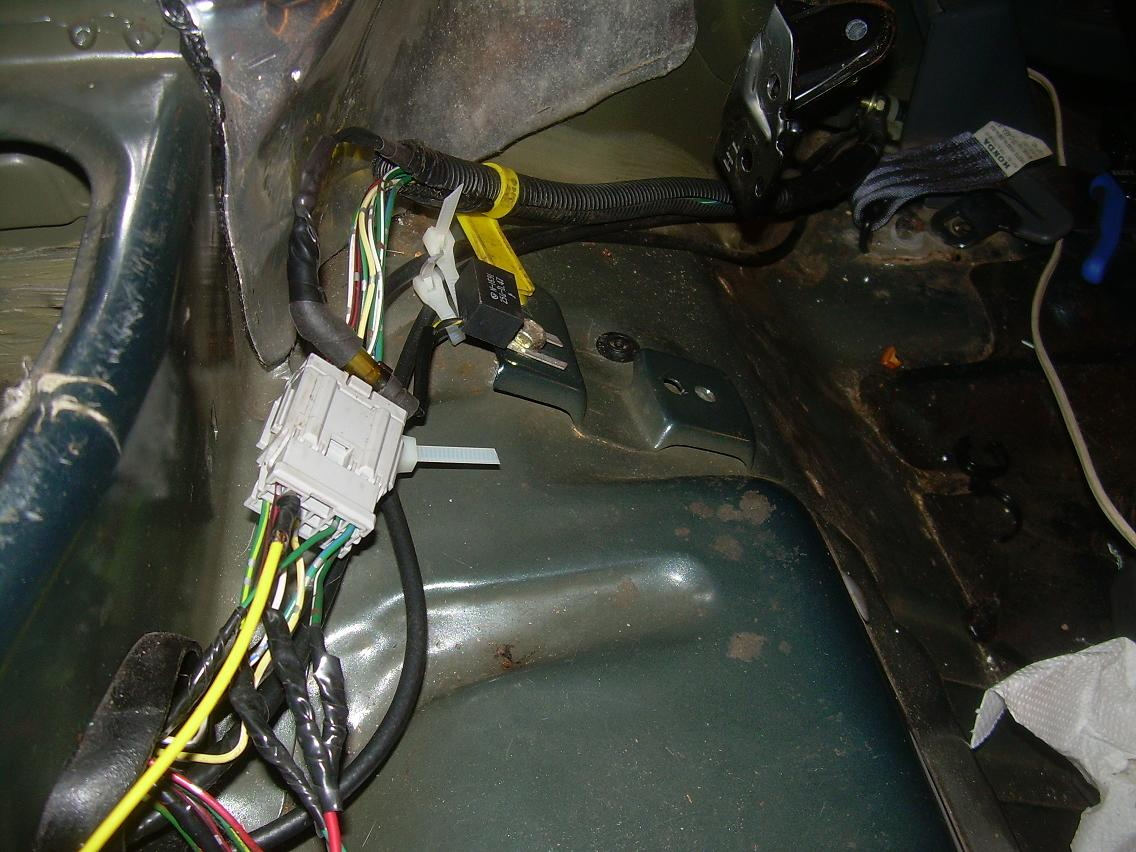 1990 Acura Integra Fuel Wiring Diagram How To Disconnect 1994 1997 Honda Accord Lx Starter