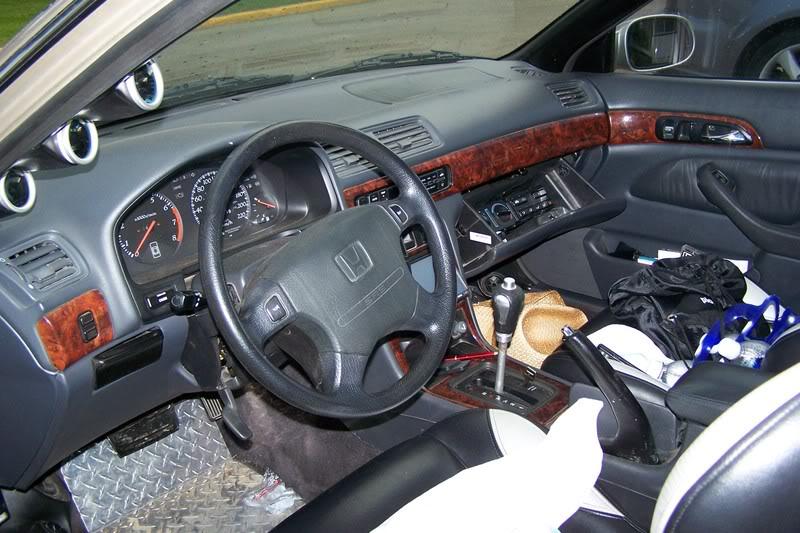 1997 Acura Cl Interior