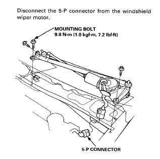 Service manual [How To Remove 2010 Honda Accord Wiper Arm