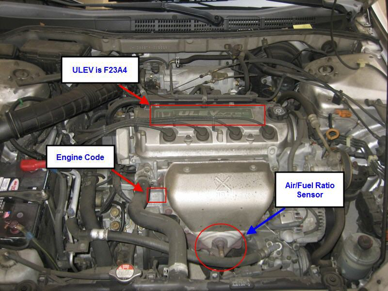 2000 honda accord wiring diagram 1986 mazda b2000 ignition how to determine which o2 sensor is bad - honda-tech