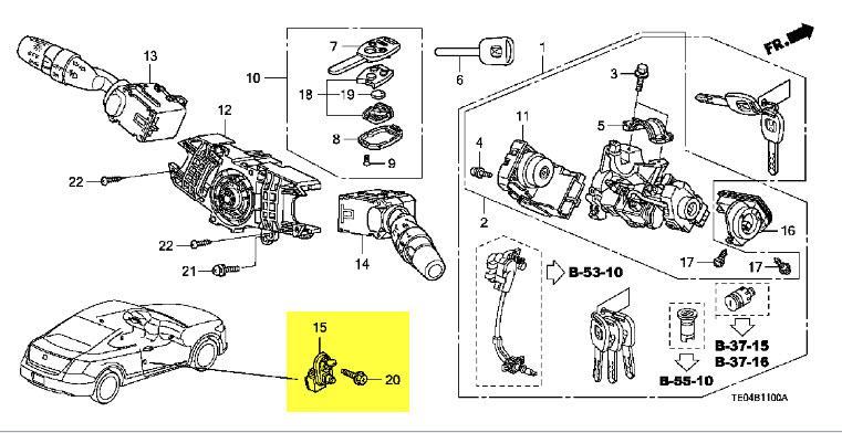 Door Ajar Sensor & Image Is Loading 84-86-Nissan-300zx-Z31