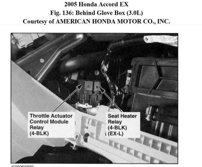 2014 Pilot Fuse Box 2007 Accord Limp Mode U0107 Honda Tech Honda Forum