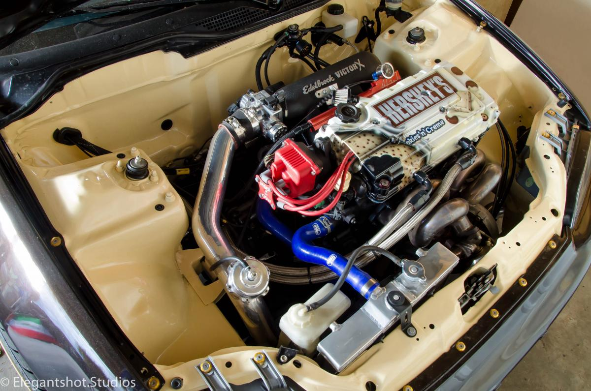 hight resolution of tucked customized engine bays pics theory discussion turbo wire tuck