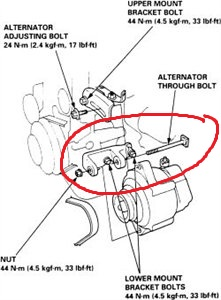2004 Acura Mdx Engine Acura MDX Timing Belt Engine Wiring