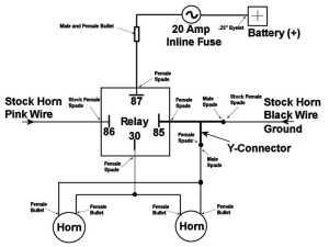 need help installing horn  HondaTech  Honda Forum