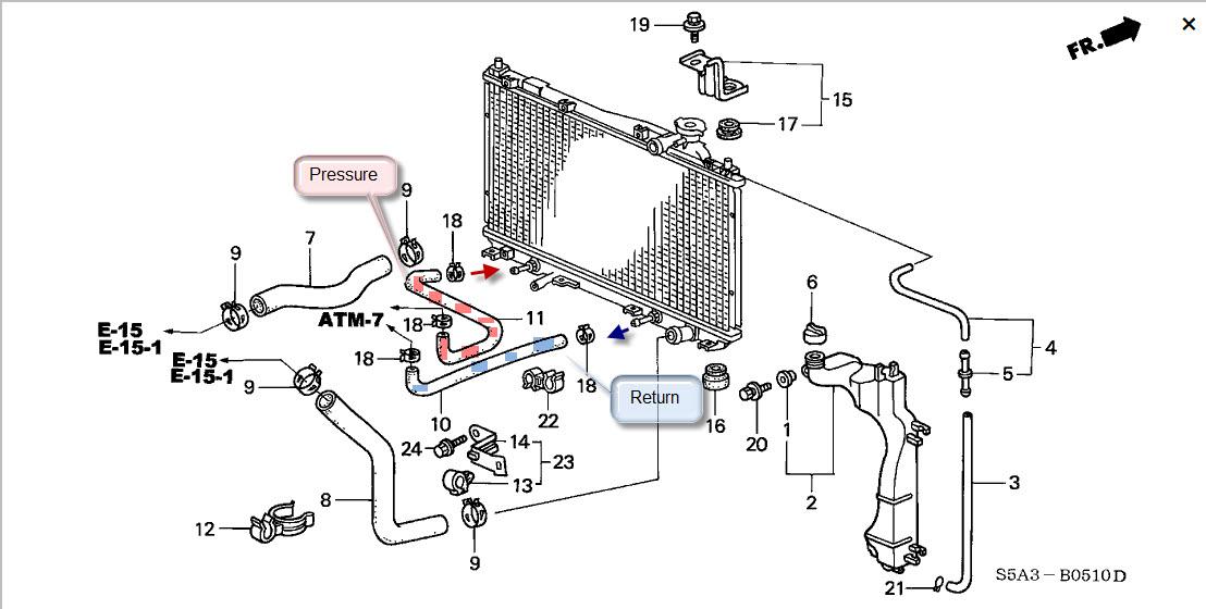 honda prelude fuse box diagram on 2001 honda accord transmission