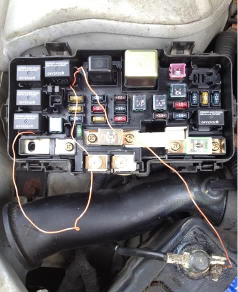 2001 Honda Accord Ac Relay Location Wiring Diagram Photos For Help