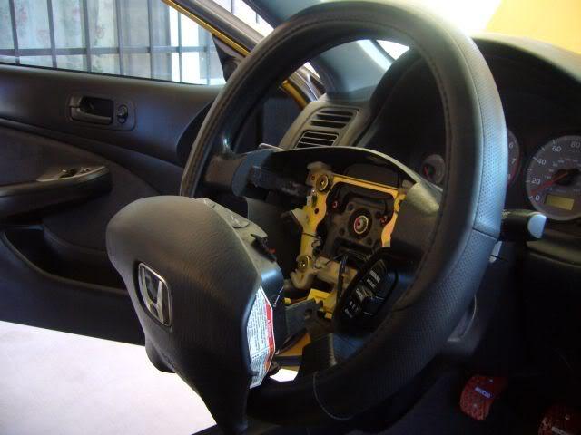 Honda Civic Steering Wheel Cruise Control Wiring Diy Project