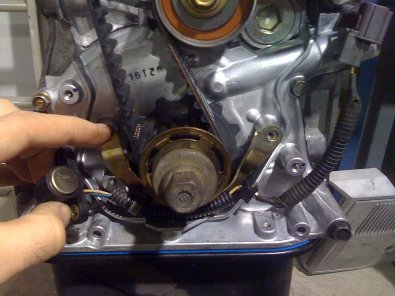 2000 honda civic engine diagram 5 pin switch wiring b16 timing belt installation - honda-tech forum discussion