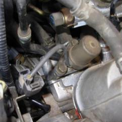 2001 Honda Crv Parts Diagram Of Tibia Stress Fracture Vtec Solenoid Leak Fix Experience Share - Honda-tech Forum Discussion