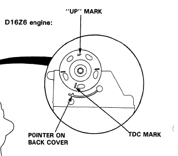 How can I find Cam TDC without using cam pulley marks