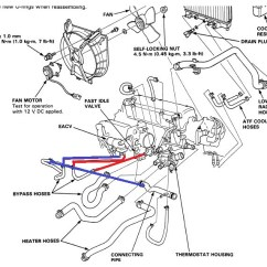 1992 Honda Accord Engine Diagram Taotao 49cc Scooter Wiring Auto/manual Iacv Hoses Which One Goes Where?? Pic Request - Honda-tech Forum Discussion