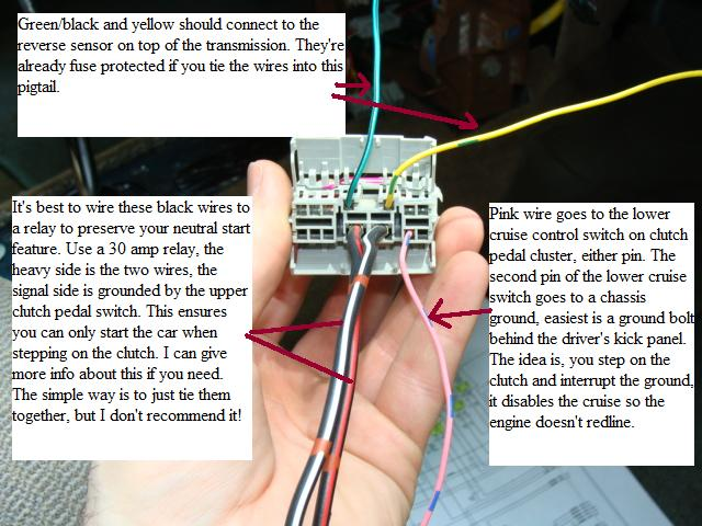 solenoid power wiring 22re injector diagram auto>manual reverse light question - honda-tech honda forum discussion